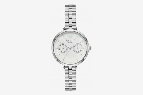Kate Spade New York Women's Mother of Pearl Stainless Steel Strap Watch, 34mm