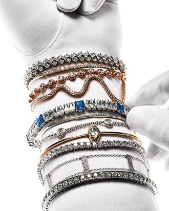 Wedding Bracelets That Look Like Your \'Something Borrowed\'