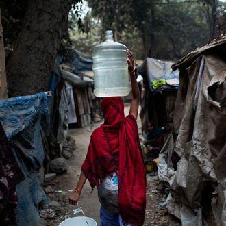 India Davos Inequality