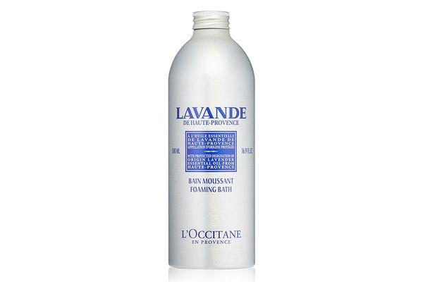 L'Occitane Relaxing & Foaming Lavender Bubble Bath