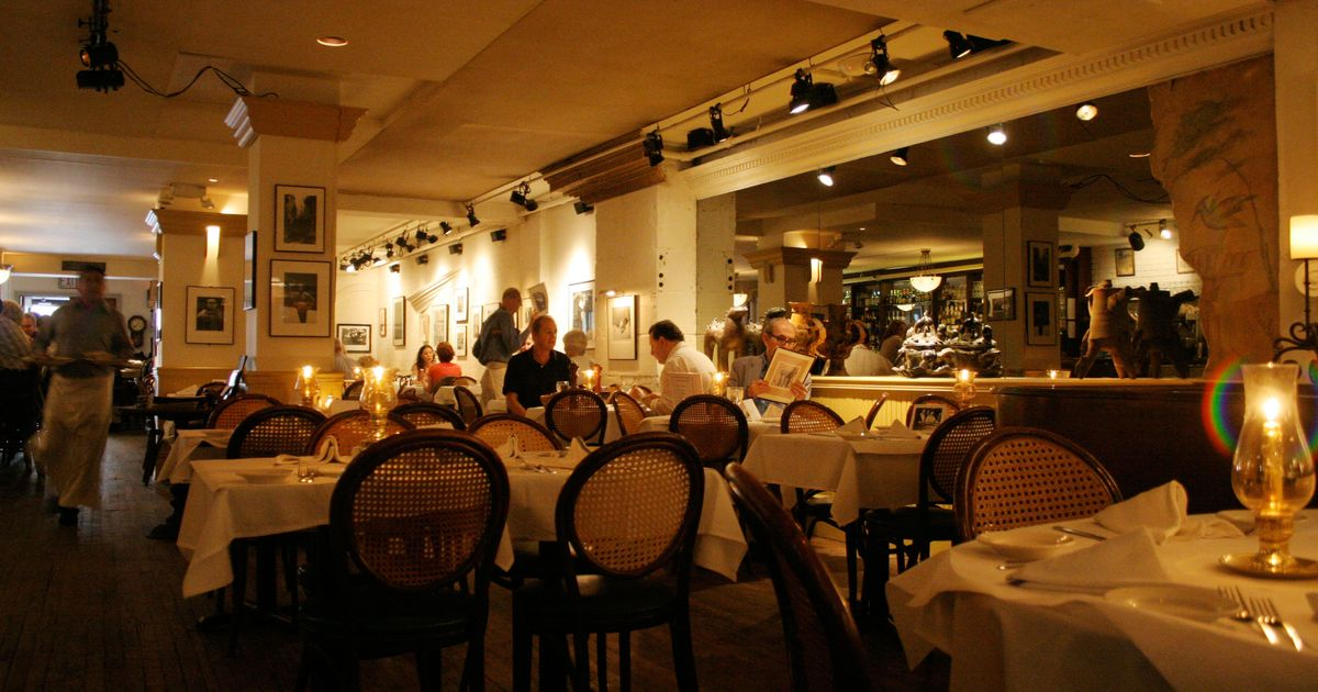 Cafe Loup Nyc
