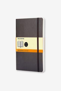 Moleskine Classic Ruled Paper Notebook A5
