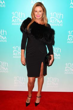 Charlotte Dawson arrives at the 10th annual Astra Awards at Sydney Theatre on June 21, 2012 in Sydney, Australia.
