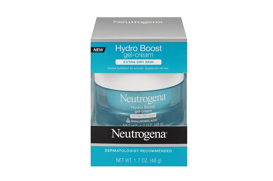 Neutrogena Hydro Boost Hyaluronic Acid Hydrating Water Face Gel Moisturizer for Dry Skin