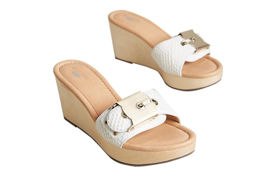 Dr. Scholl's Enya Wedge Sandals