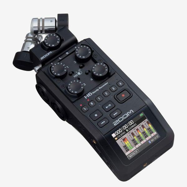Zoom H6 Recorder