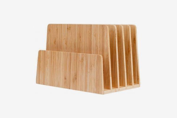 MobileVision Bamboo Desktop File Folder