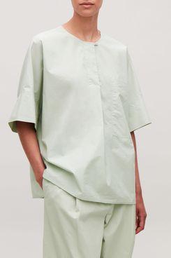 Smooth Cotton Top