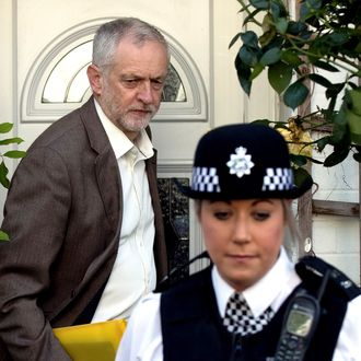 Jeremy Corbyn Faces Calls To Resign The Labour Leadership