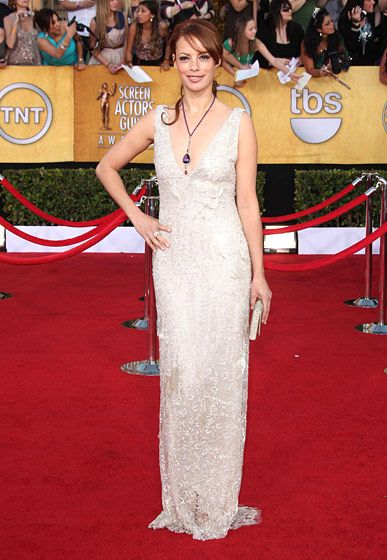 18th Annual Screen Actors Guild Awards at the Shrine <P> Pictured: Berenice Bejo <P><B>Ref: SPL355246  290112  </B><BR/> Picture by: Jen Lowery / Splash News<BR/> </P><P> <B>Splash News and Pictures</B><BR/> Los Angeles:310-821-2666<BR/> New York:212-619-2666<BR/> London:870-934-2666<BR/> photodesk@splashnews.com<BR/> </P>