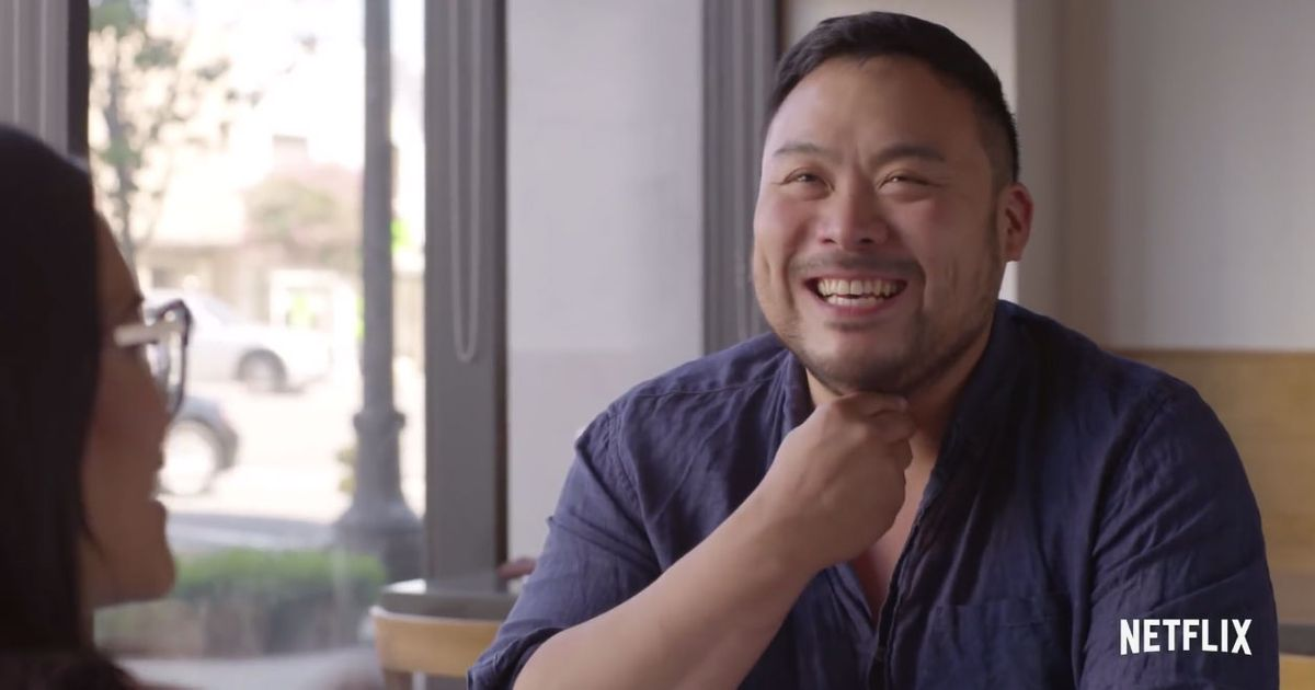 David Chang Is Getting His Own Netflix Series