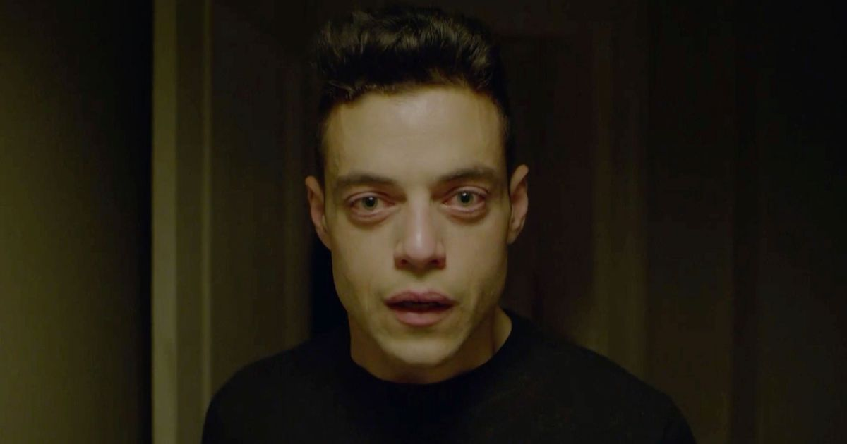 Mr Robot Trailer