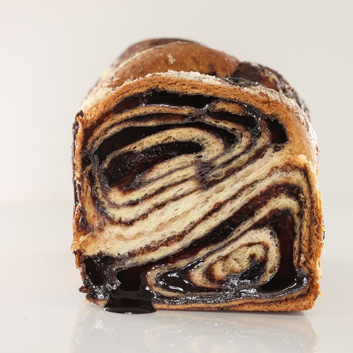 Step one: Start with the babka.