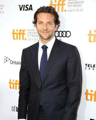 Actor Bradley Cooper attends the