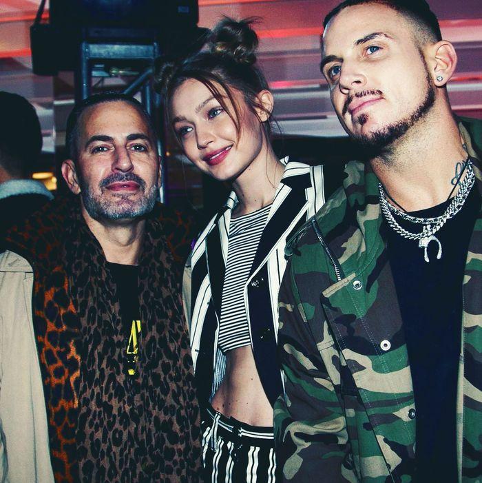 42171e5a3020f3 Marc Jacobs Celebrates Grunge Redux, Madison Store Opening