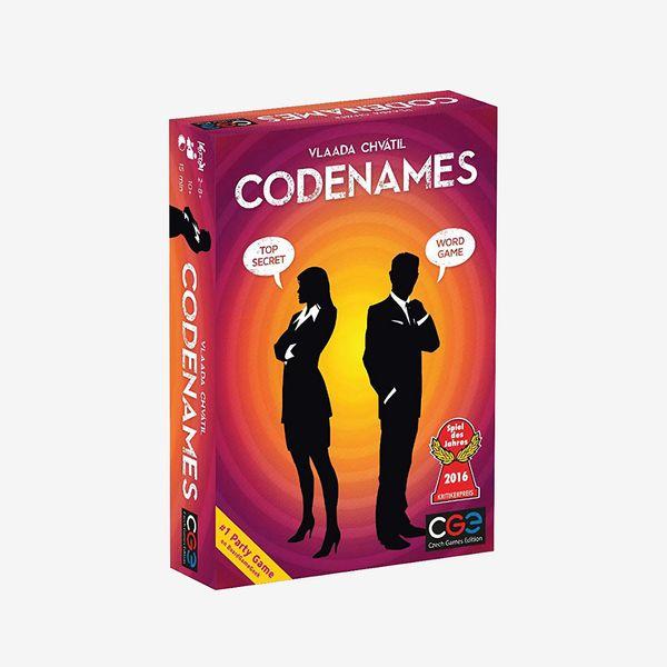'Codenames'