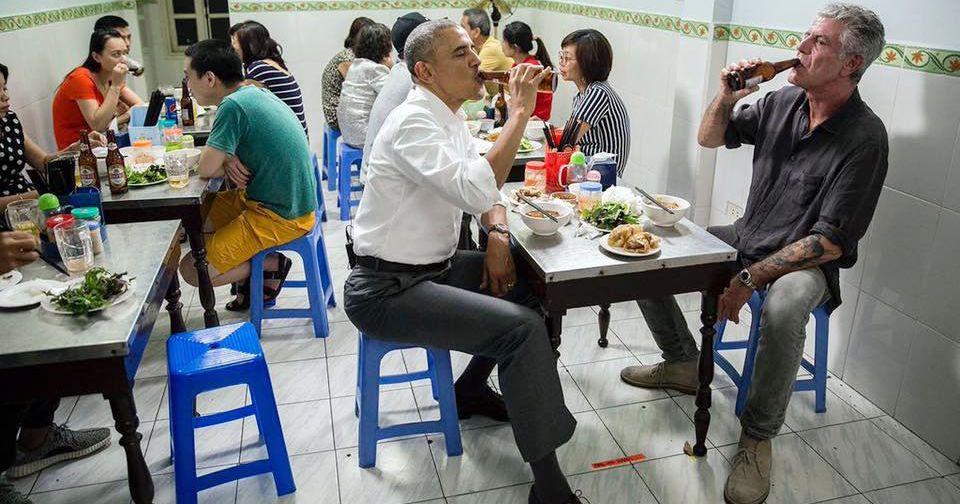 Obama S Restaurant Vietnam