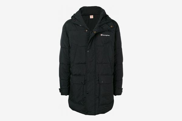 Champion Men's Padded Popper Coat