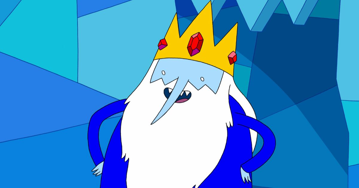 Adventure Time Why Ice King Is Such A Great Character