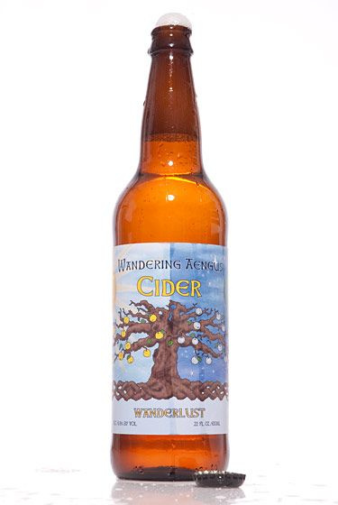 "Wandering Aengus Ciderworks (Oregon)<br>$8 for 22 oz. <br><strong>Type:</strong> Cider<br><strong>Tasting notes:</strong> ""Nicely balanced; not too sweet, dry, or spicy; a refreshing summer cider."" <br>—Lauren Canelli, manager, Spuyten Duyvil Grocery<br>  <br>"