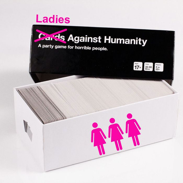 The Darker Voices Of Humanity >> Meet The Woman Giving Cards Against Humanity A Makeover