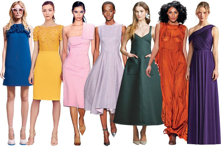 A Rehearsal Dinner Dress For Every Type Of Wedding