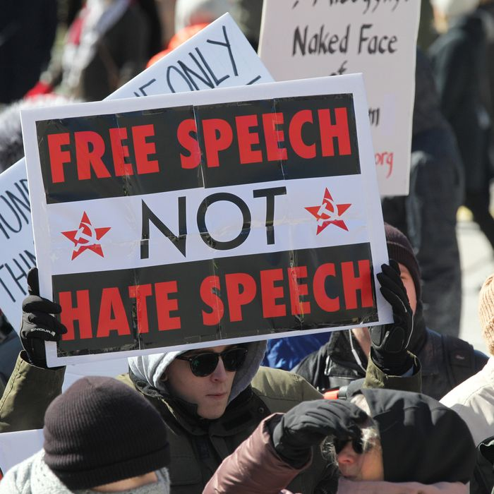 Are People Who Defend Free Speech More Racist Science Of Us