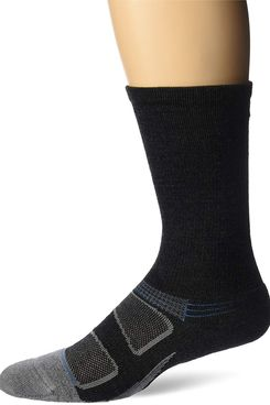 Feetures Men's Elite Merino+ Cushion Crew