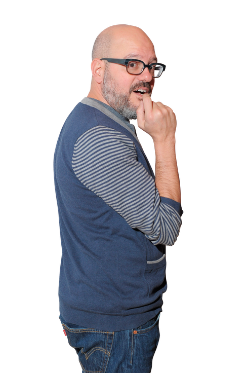 Actor/comedian David Cross attends the New York Times TimesTalk during the 2012 NY Times Arts & Leisure weekend at The Times Center on January 5, 2012 in New York City.