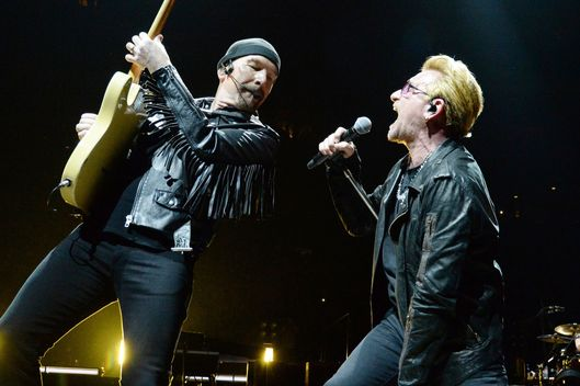U2 iNNOCENCE + eXPERIENCE Tour - New York