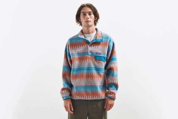 Patagonia Lightweight Synchilla Fleece Sweatshirt