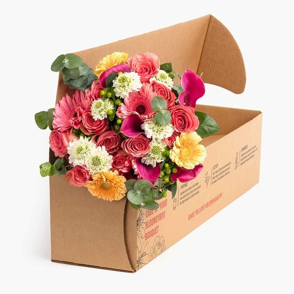 Bloomsy Box Mixed Flowers Bouquet Subscription