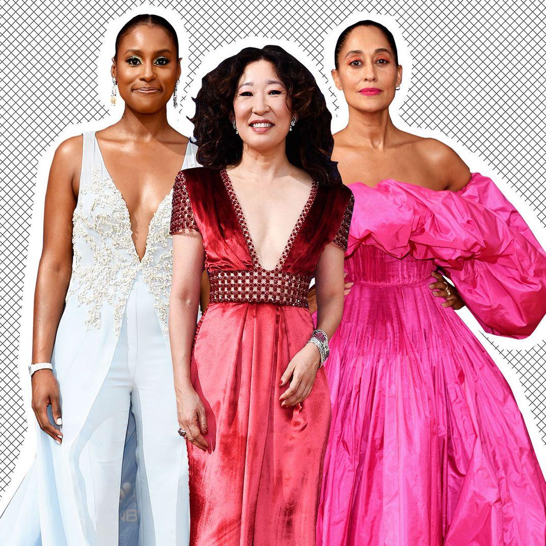 Issa Rae, Sandra Oh, and Tracee Ellis Ross.