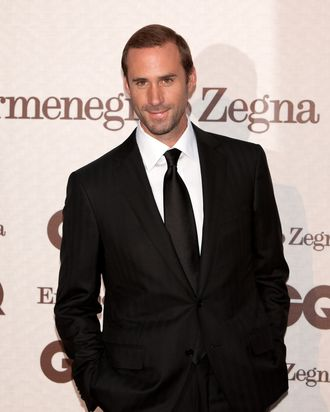 Actor Joseph Fiennes attends 'GQ Elegant Men of the Year' Awards 2011