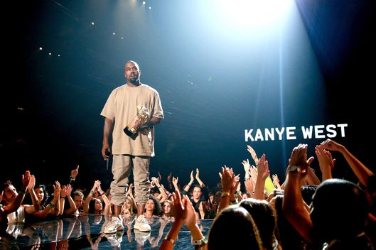 Kanye West 2015 MTV Video Music Awards