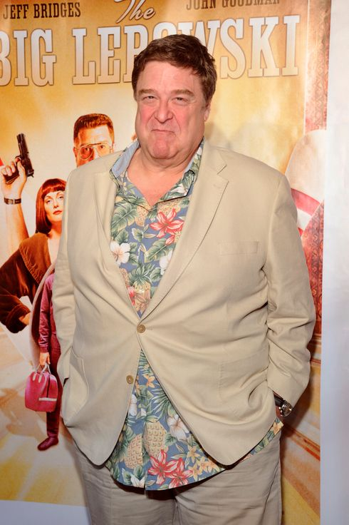 "NEW YORK, NY - AUGUST 16:  Actor John Goodman attends ""The Big Lebowski"" Blu-ray release at the Hammerstein Ballroom on August 16, 2011 in New York City.  (Photo by Mike Coppola/Getty Images)"
