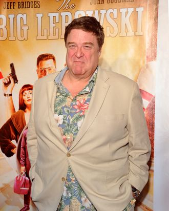 NEW YORK, NY - AUGUST 16: Actor John Goodman attends