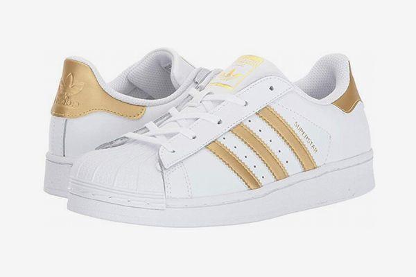 Adidas Originals Kids Superstar Gold (Little Kid)