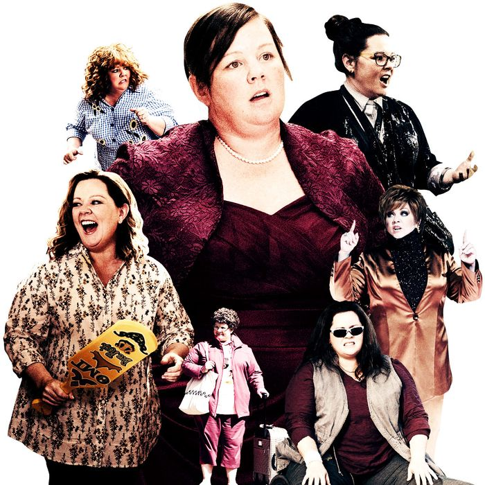 Every Melissa Mccarthy Movie Ranked
