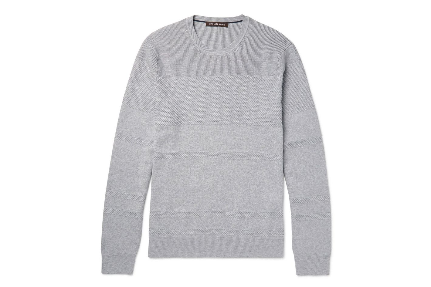 Michael Kors Merino Wool Crewneck Sweater
