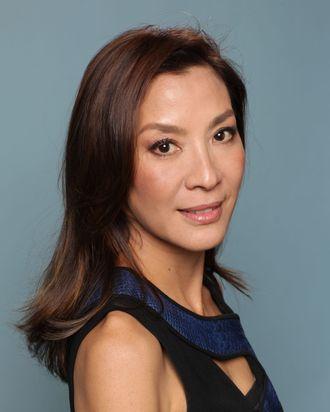 Michelle Yeoh.