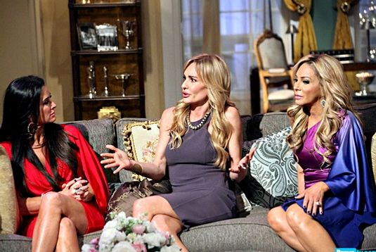 The Real Housewives of Beverly Hills Recap: Finally, the Reunion Dirt