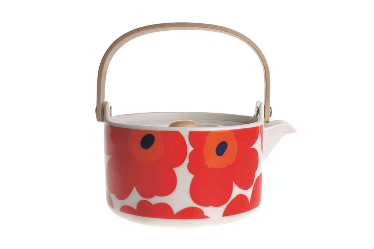 Marimekko Unikko Teapot