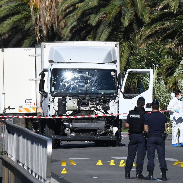Nice Attacker Is French Man Of Tunisian Descent