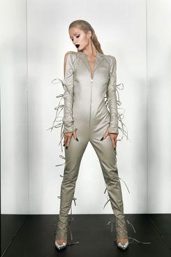 Paris Hilton in Paper.