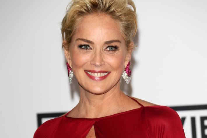 Sharon Stone. Photo: Vittorio Zunino Celotto/Getty Images