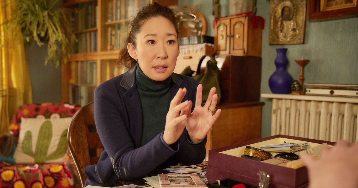 Killing Eve' Recap Episode 7: 'I Don't Want to Be Free'