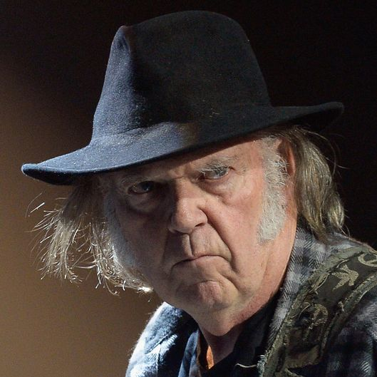 Neil Young Wants Military Help at Standing Rock -- Vulture