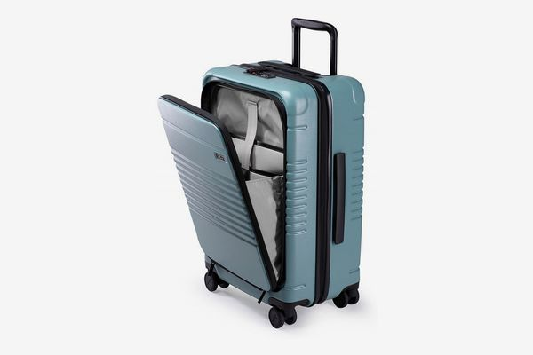 Arlo Skye The Zipper Carry-On Max with Front Pocket
