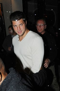 Riding the Tebow train - all the way out of Philippe.